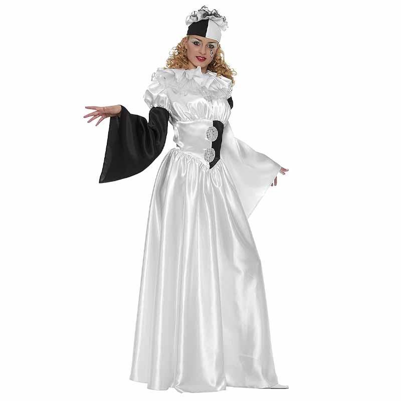 Disfraz Dama Arlequim Adulto T/U