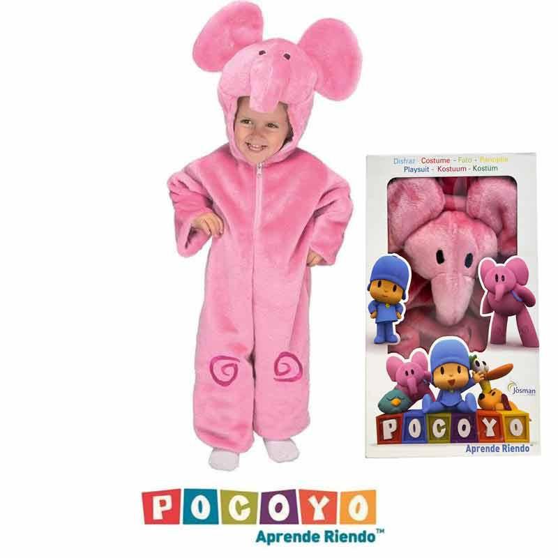 Disfraz Elly Pocoyo Infantil