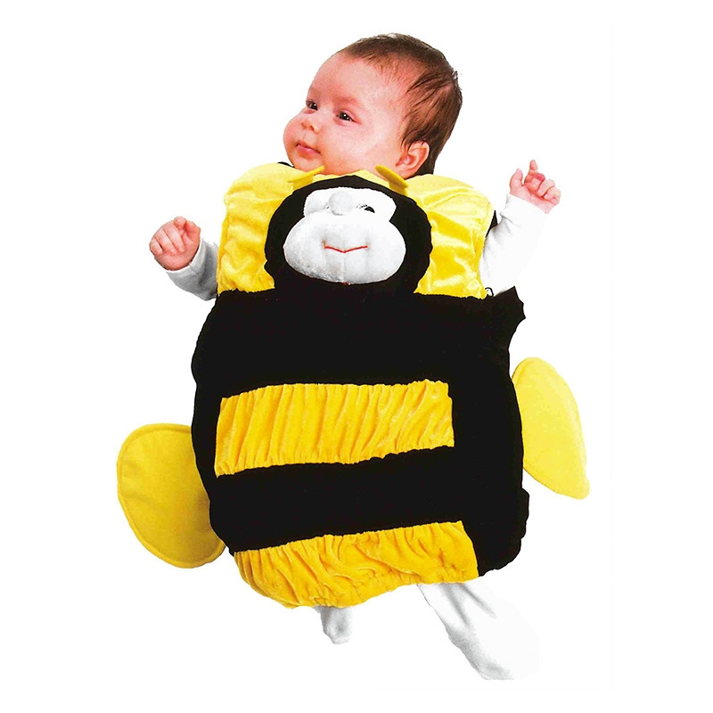 Disfraz peluche Abeja bebé