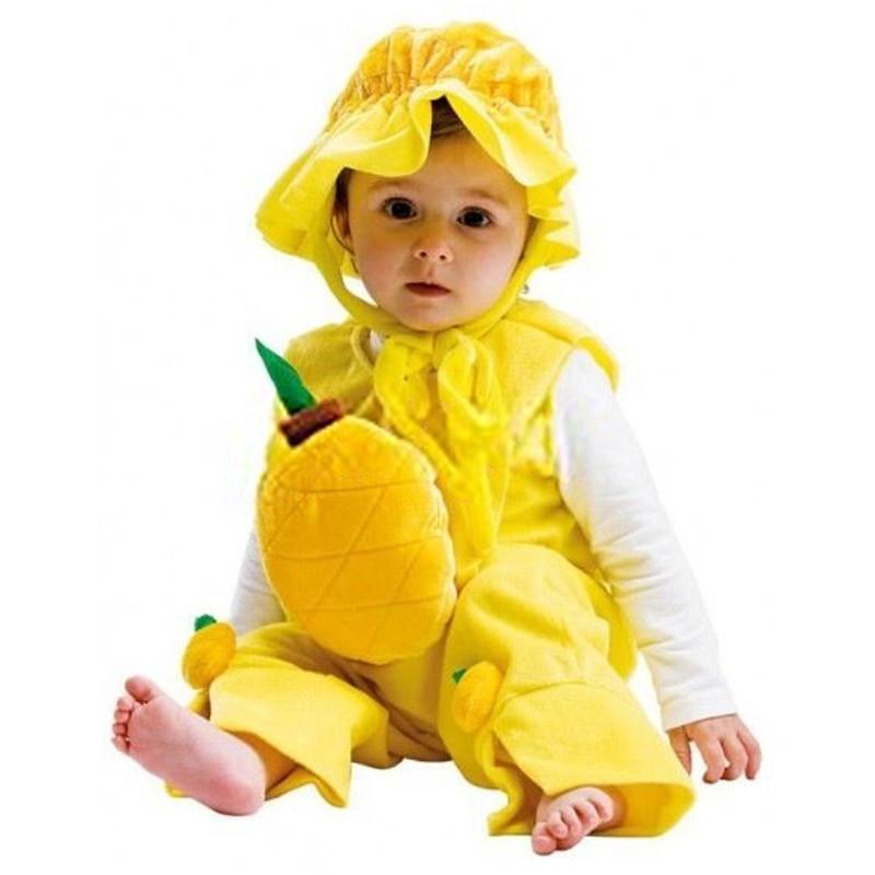 Disfraz Piña bebé