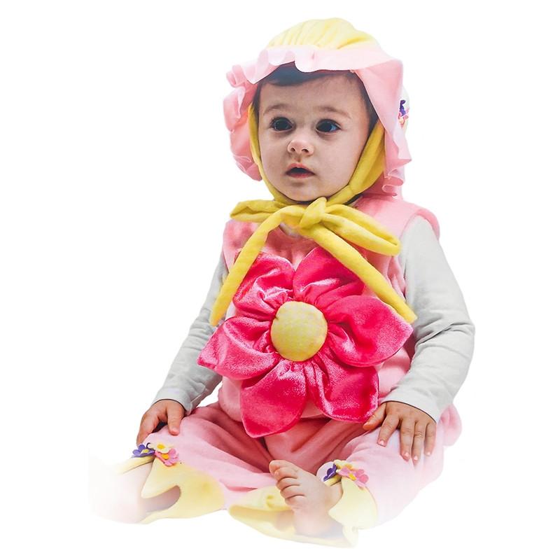 Disfraz Flor bebé