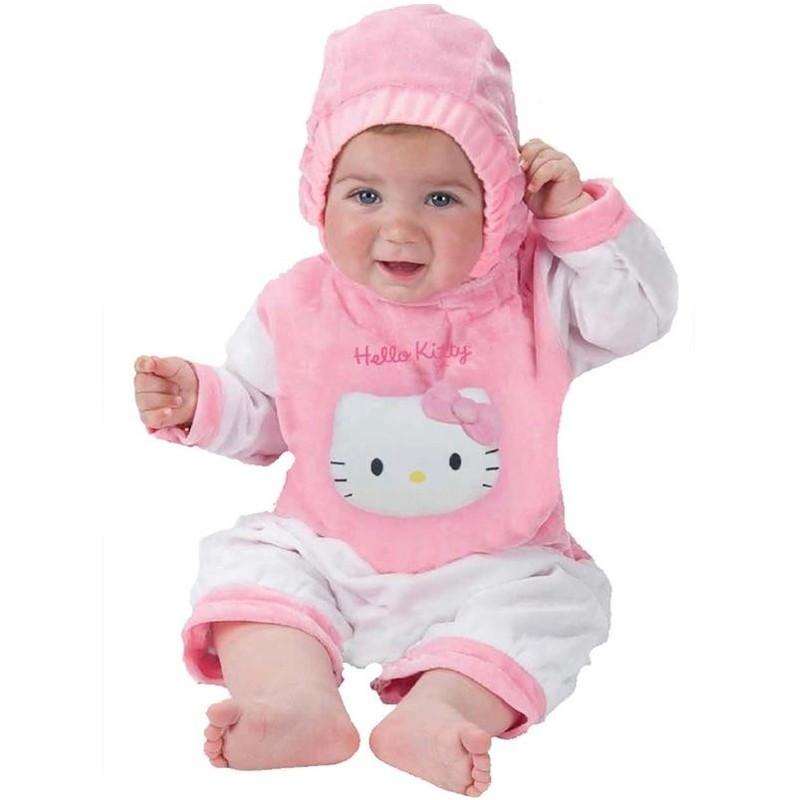 Disfraz Hello Kitty Peluche Bebé
