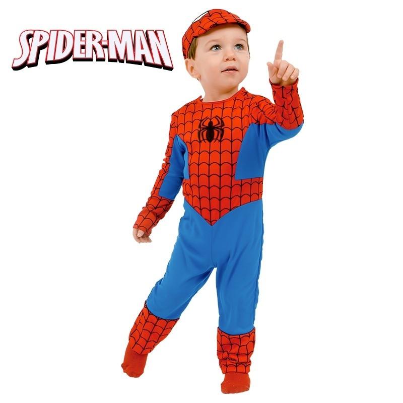 Spiderman Disfraz Bebe