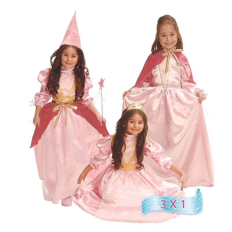 Disfraz 3 en 1 infantil