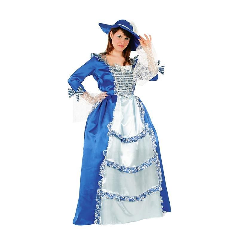 Disfraz Dama Azul Ad