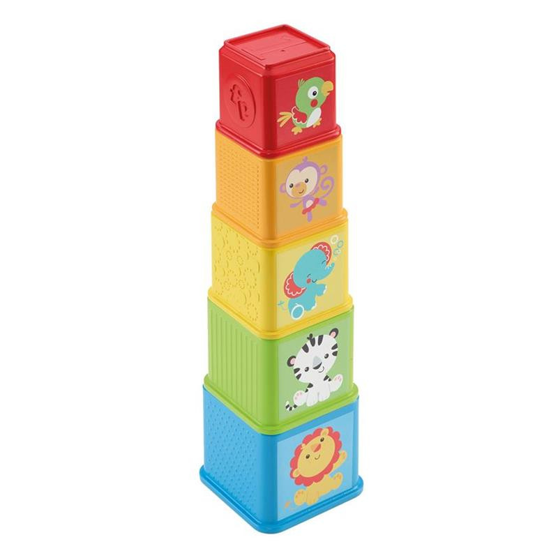 Fisher Price bloques apila y descubre