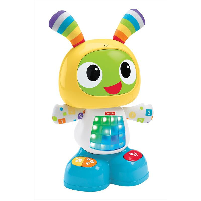 Fisher Price Robot Robi interactivo