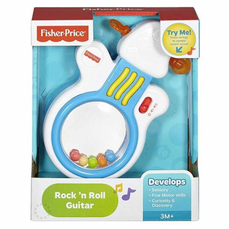 Fisher Price Guitarra Rockn Roll