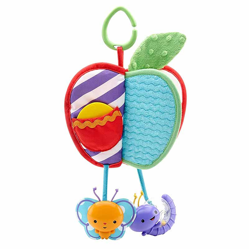 Fisher Price Sonajero Manzana Activity