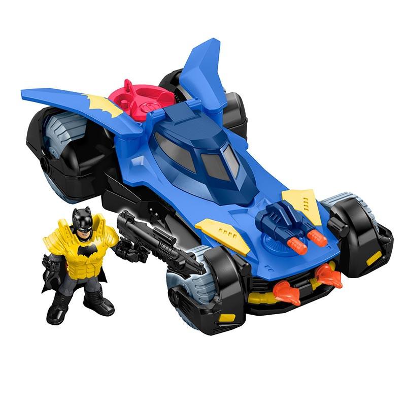 Figuras de acción Batmobile deluxe
