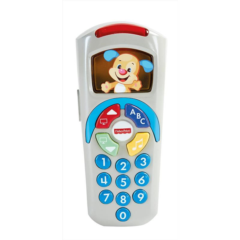 Fisher Price mando a distancia de perrito