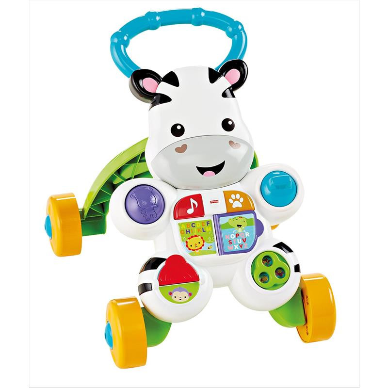 Fisher Price cebra andador parlanchina
