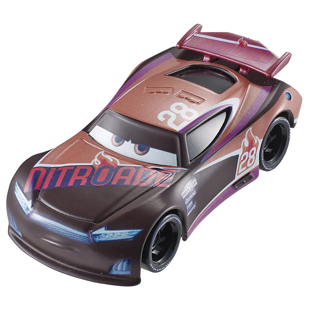 Coche Cars 3 Tim Treadless Nitriade
