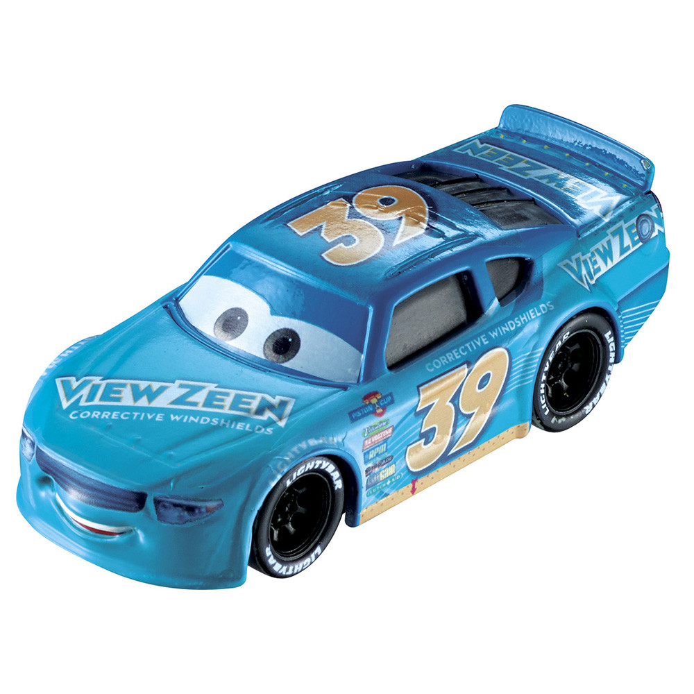 Coche Cars 3 Buck Bearingly