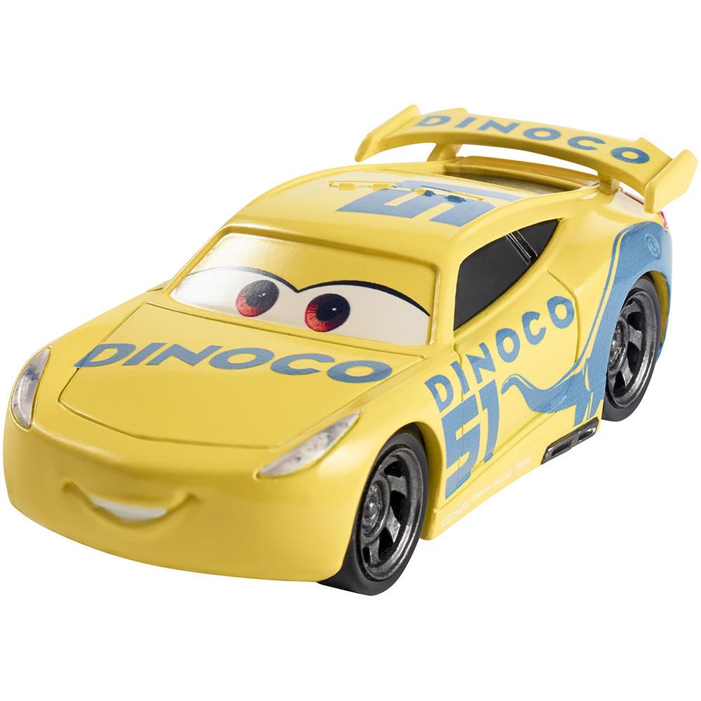 Coche Cars 3 Dinoco Cruz Ramirez