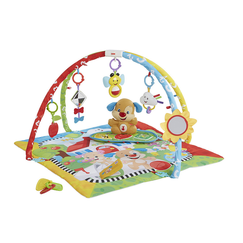 Fisher Price Gimnasio de perrito