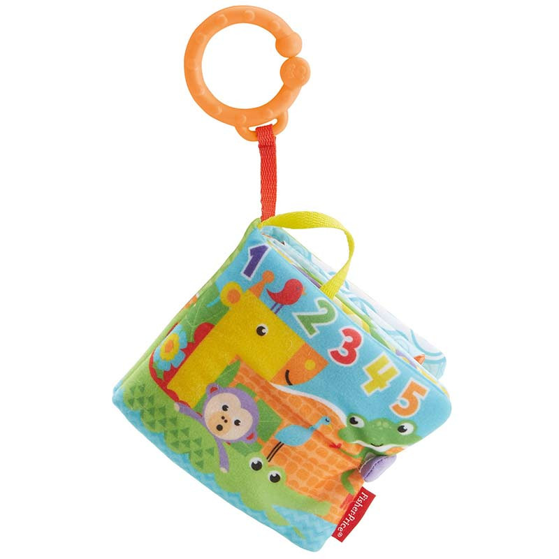 Fisher Price libro activity bebé