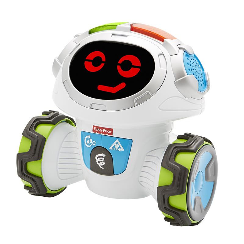 Fisher Price Movi Superrobot