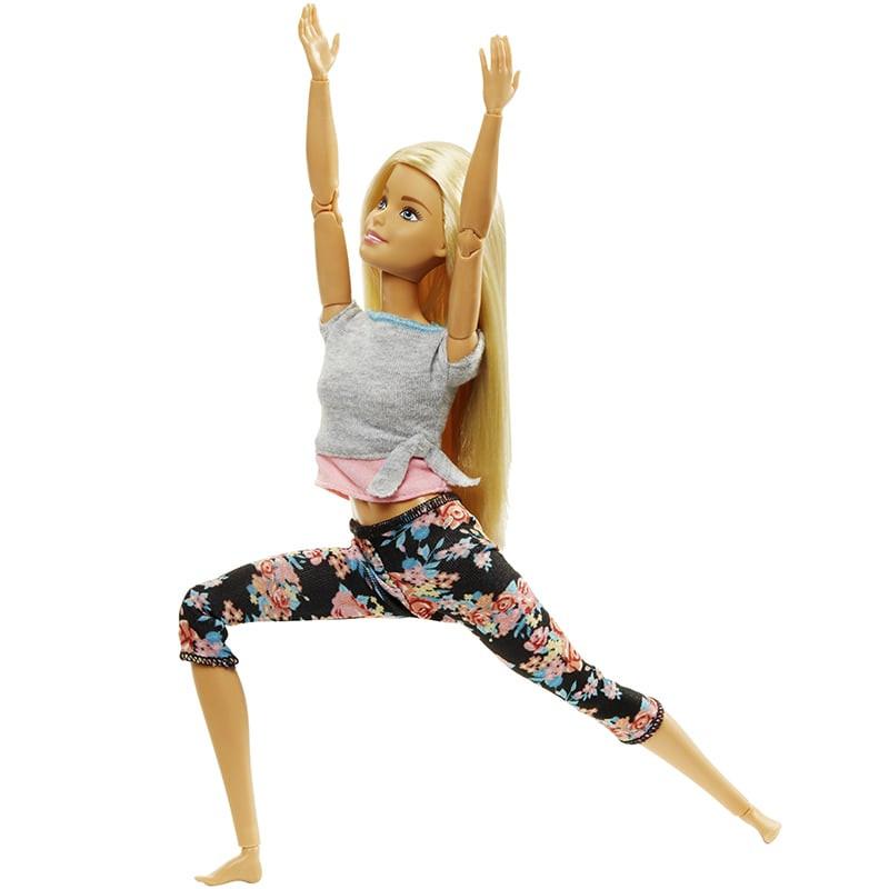 Barbie movimiento sin límites - Rubia