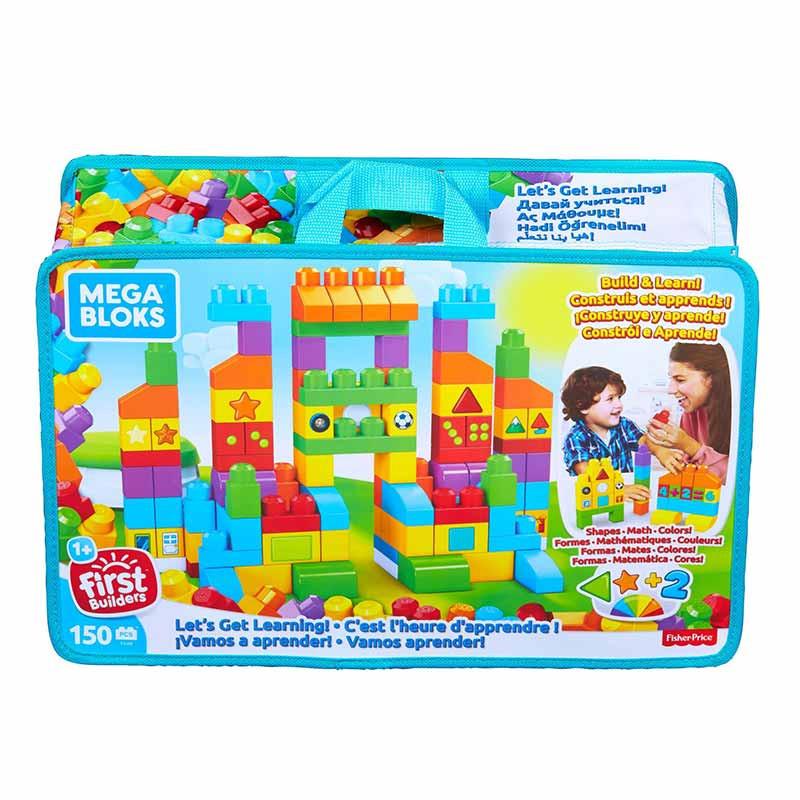Mega Bloks vamos a aprender