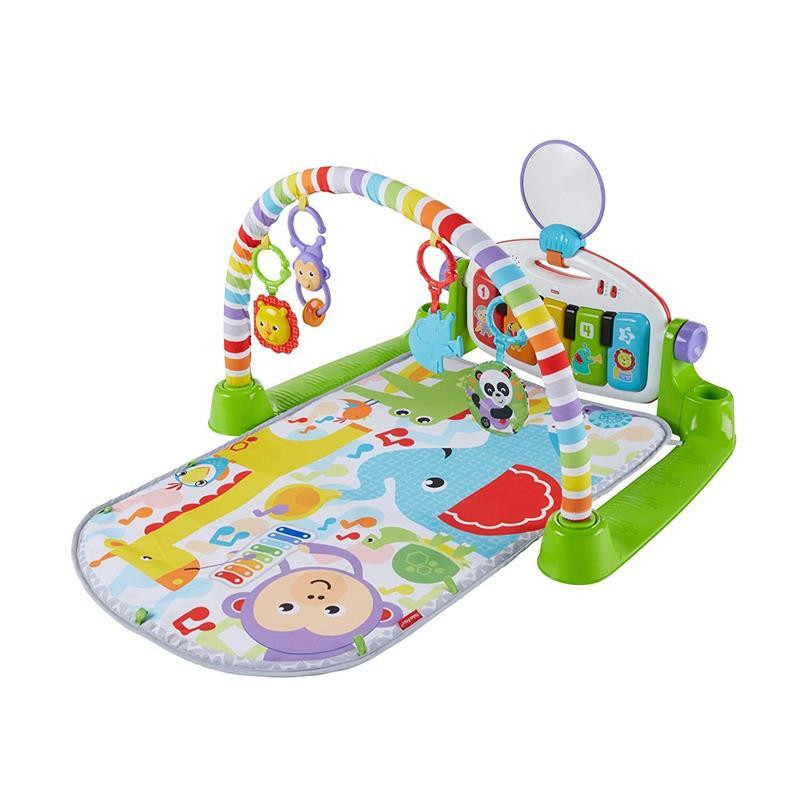 Fisher Price nuevo gimnasio piano pataditas