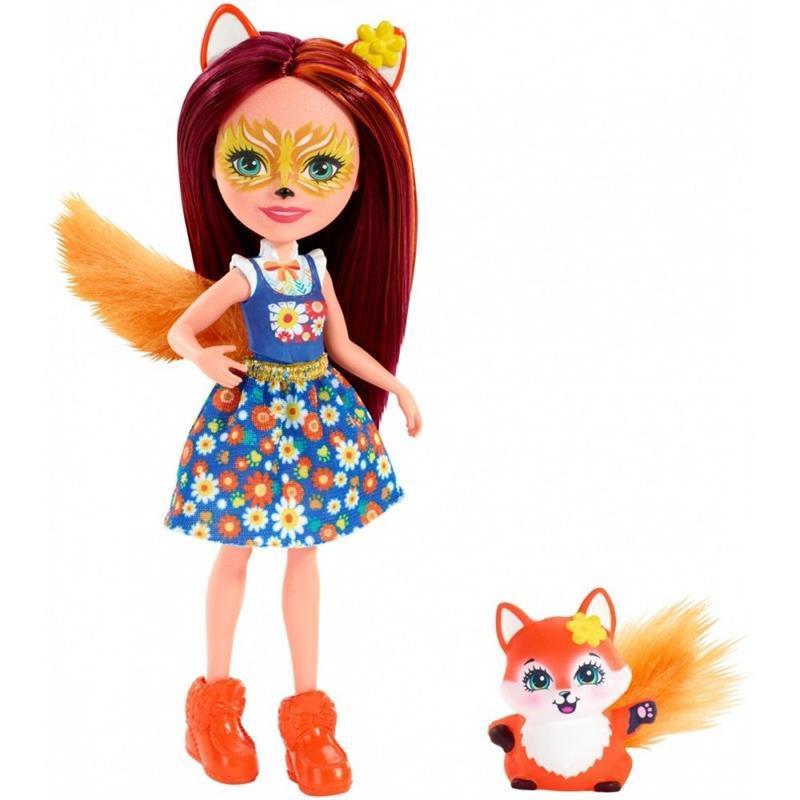 Enchantimals Felicity Fox y Flick