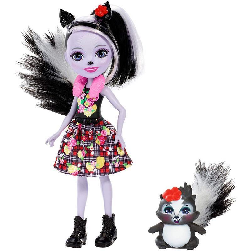 Enchantimals Skunk y Caper