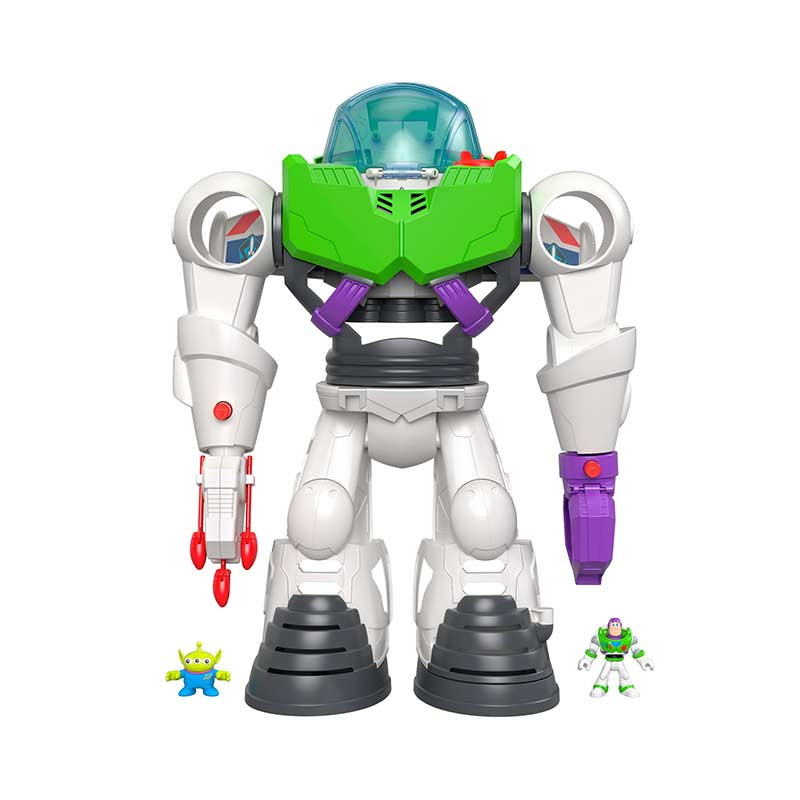 Imaginext TS4 robot Buzz Lightyear