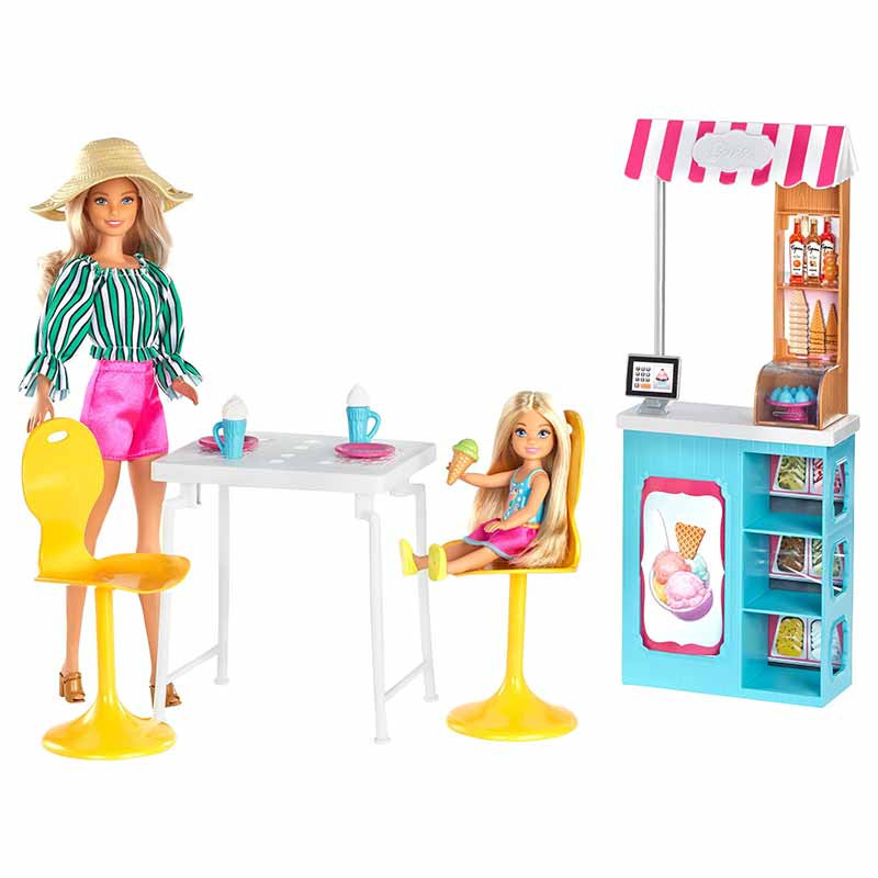 Heladería de Barbie