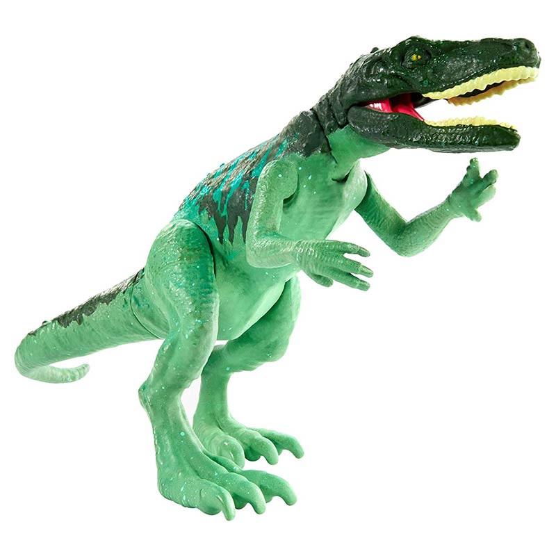 Jurassic World dinosaurios de ataque