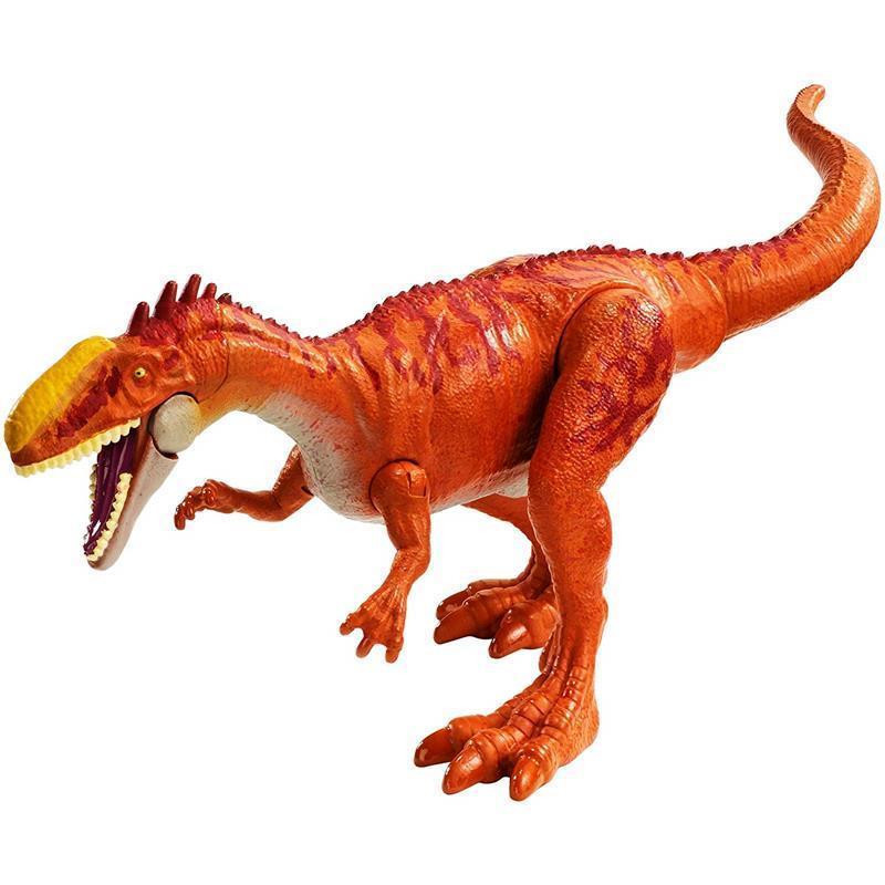 Jurassic World dinosaurio Monolophosaurus