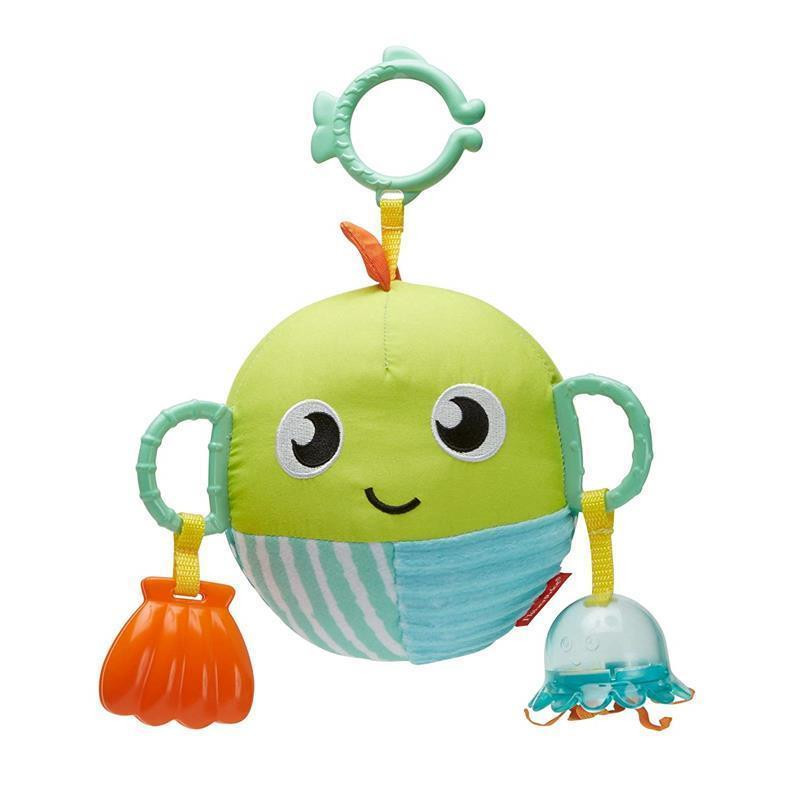 Fisher Price pececito sensorial