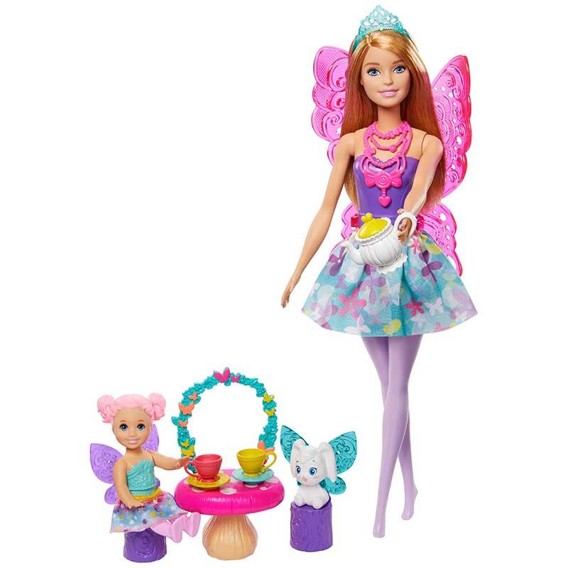 Barbie Dreamtopia Festa do chá