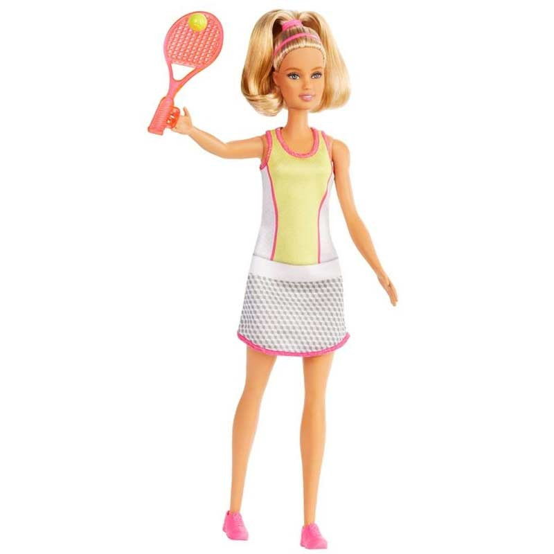 Barbie yo quiero ser Tenista