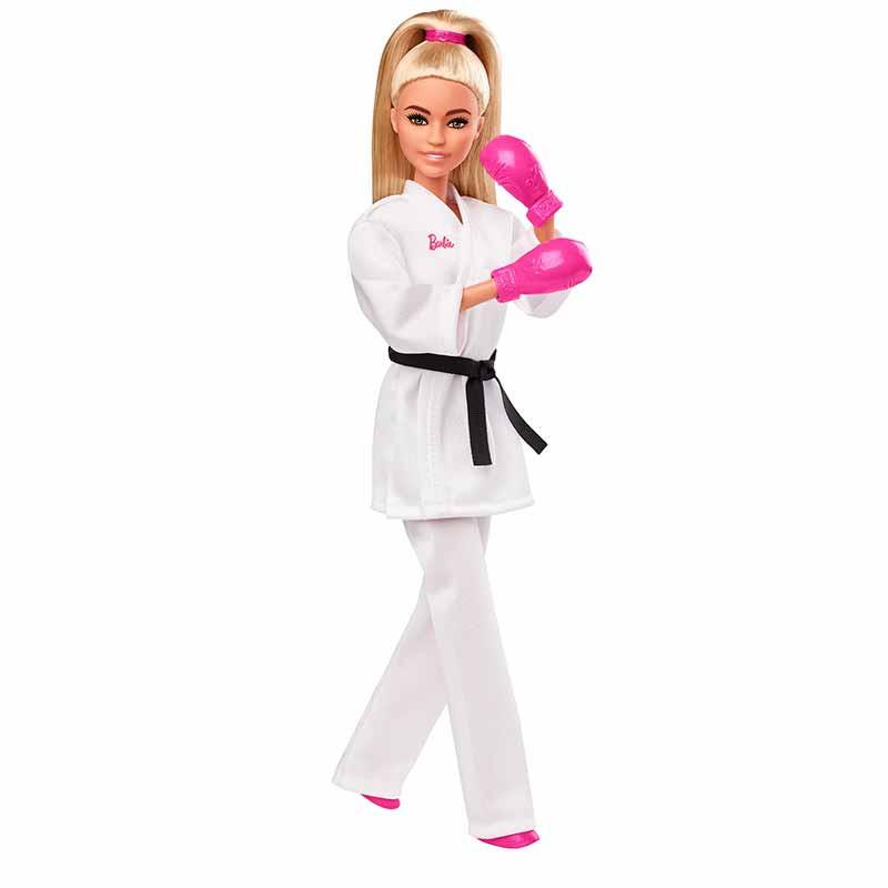 Barbie Olimpiadas Karate