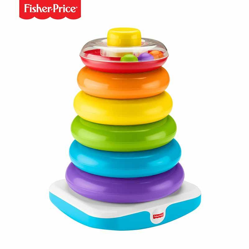 Fisher Price pirámide balanceante gigante