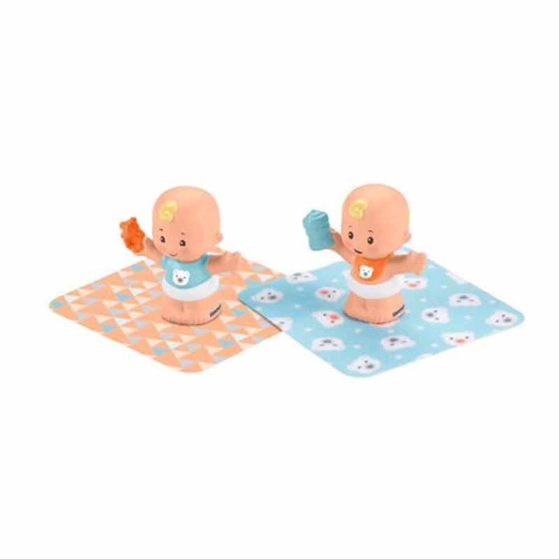 Little People bebés gemelos