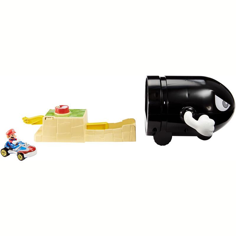 Hot Wheels Mario Kart Bala Bill
