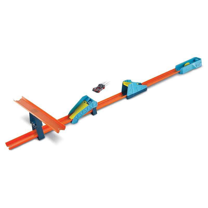 Hot Wheels Track Builder accesorios para saltos