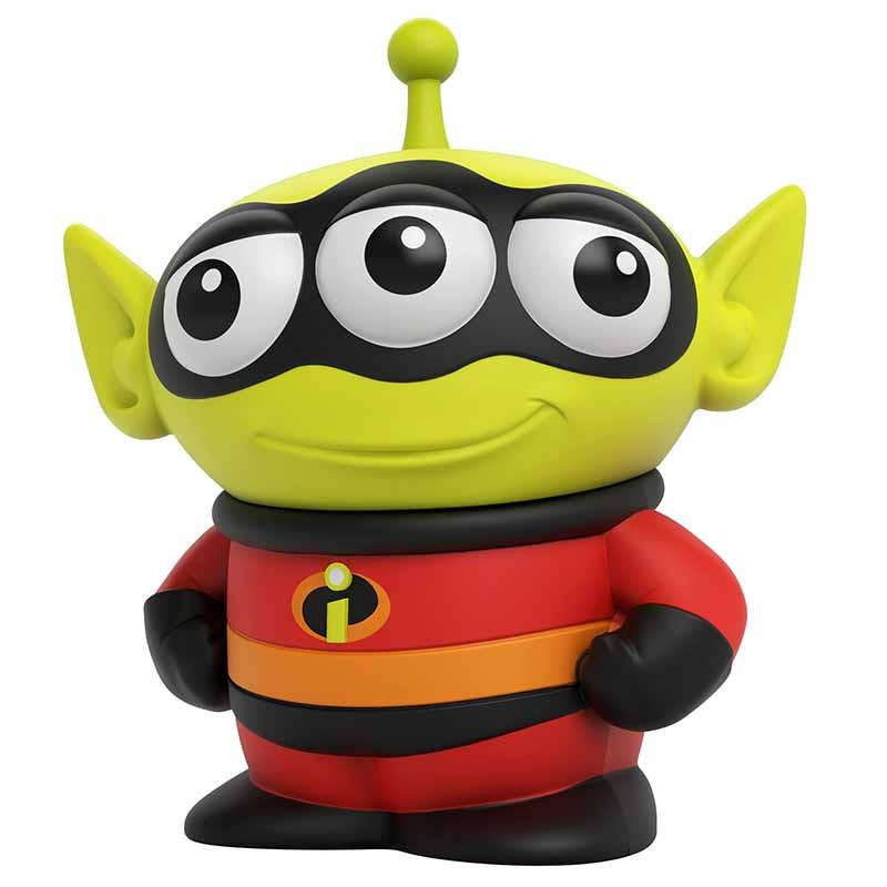 Figura coleccionable Aliens de Pixar Increible