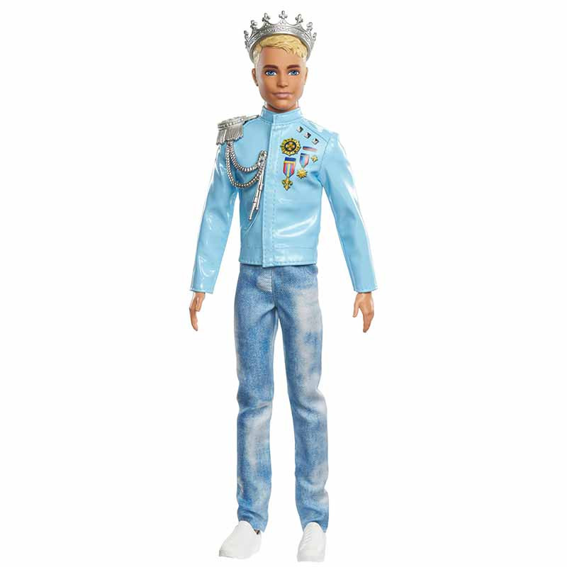 Barbie Ken principe Princess Adventure