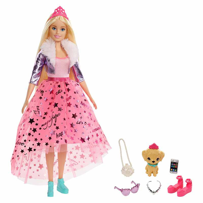 Barbie Daisy Princess Adventure