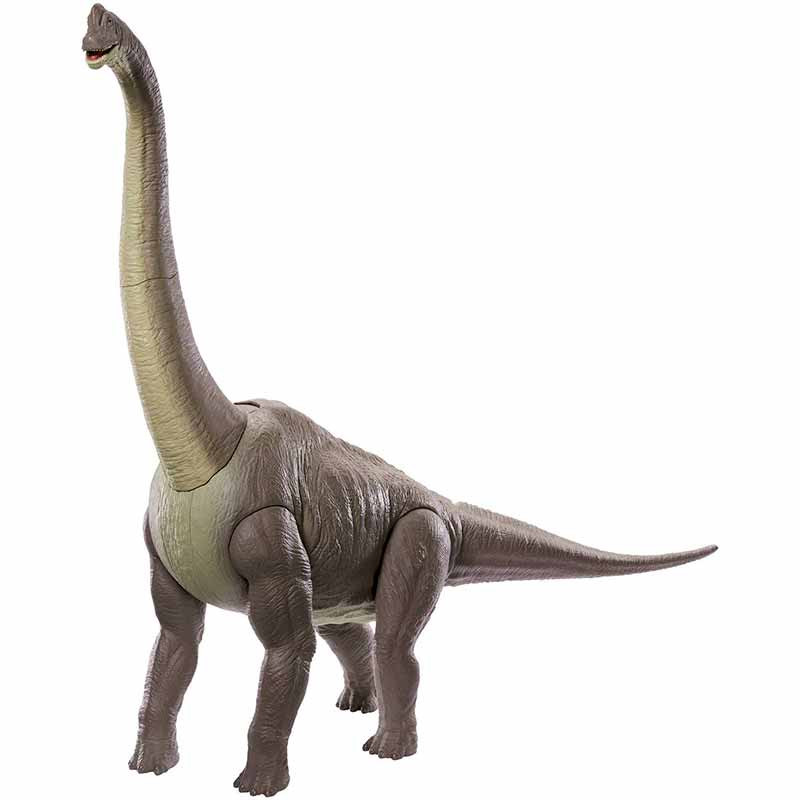 Jurassic World súper colosal Brachiosaurus