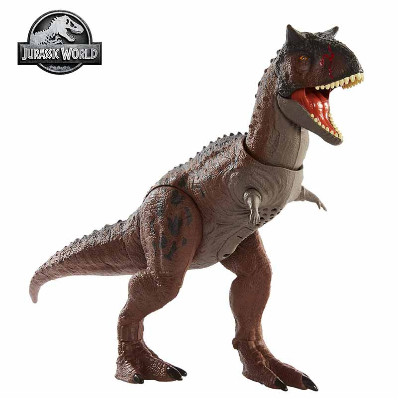 Jurassic World Animation Carnotaurus Toro