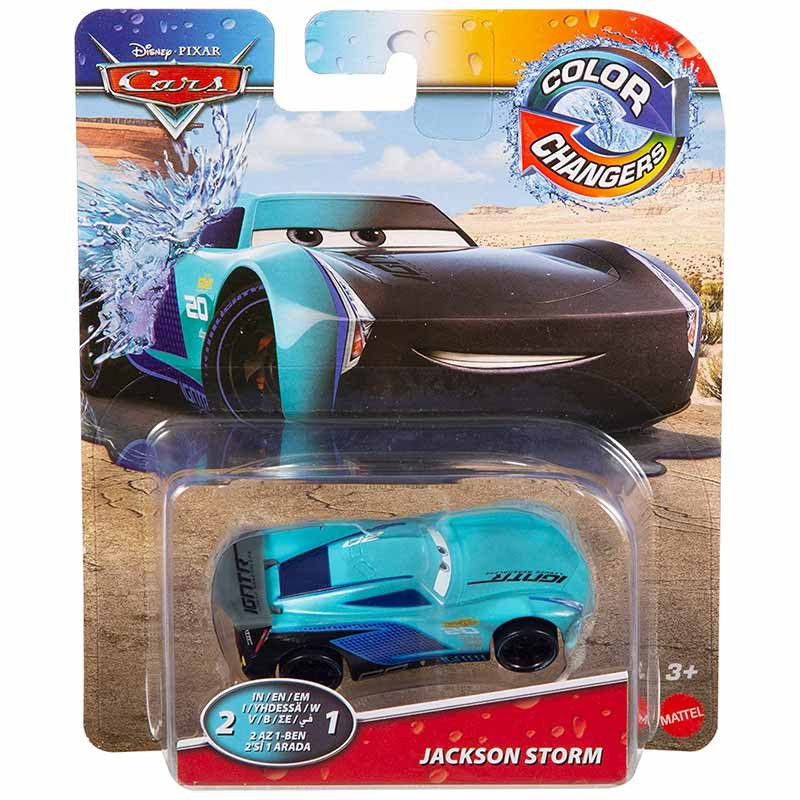 Cars Color Changers Fall - Jackson Storm