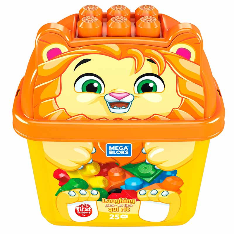 Mega Bloks león