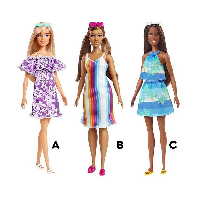 Muñeca Barbie Ecológica 28cm
