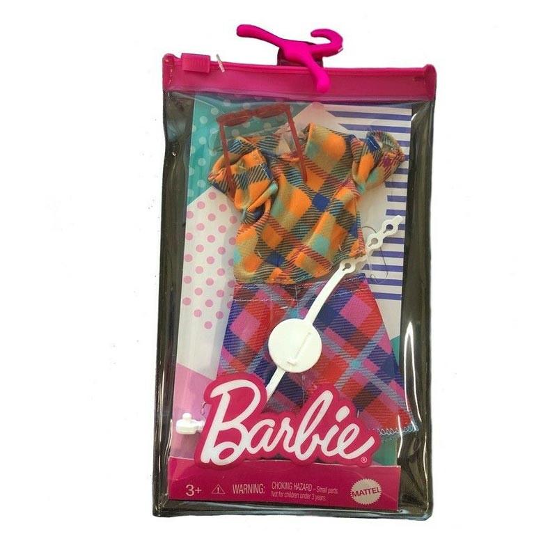 Barbie Look completo de moda ropa de muñeca