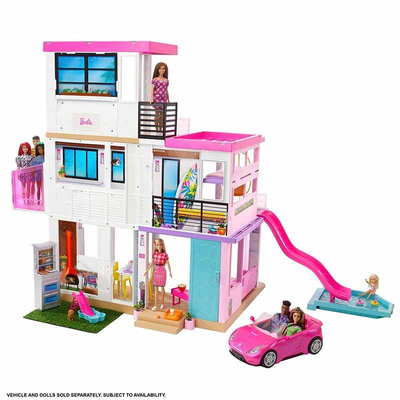 Barbie casa Dreamhouse 2021