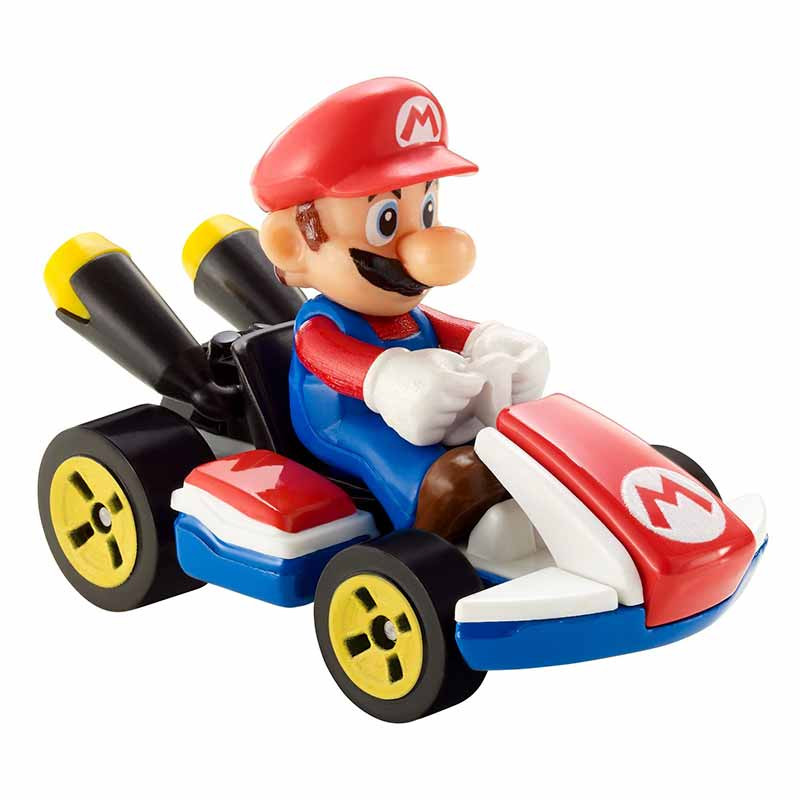 Hot WHeels coche Mario Wild Wing